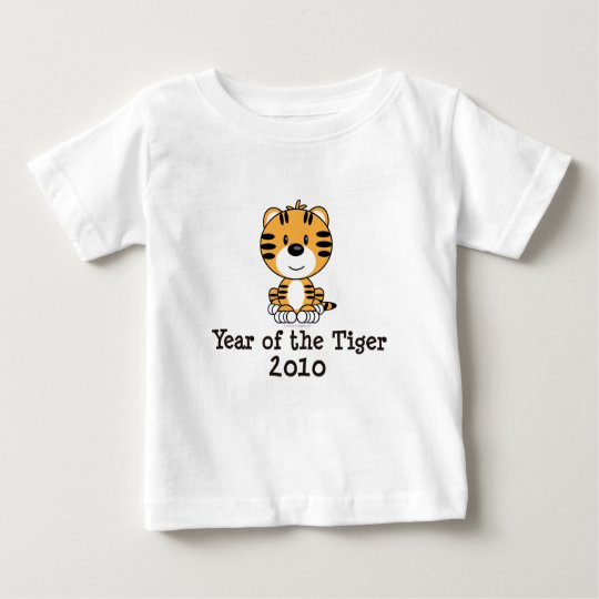 Year of the Tiger Baby T shirt