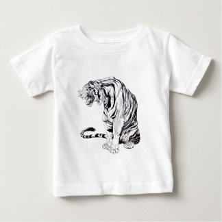 Year of the Tiger Baby T-Shirt