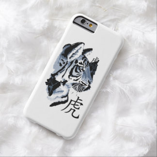 Year of the Tiger Big Cat Barely There iPhone 6 Case
