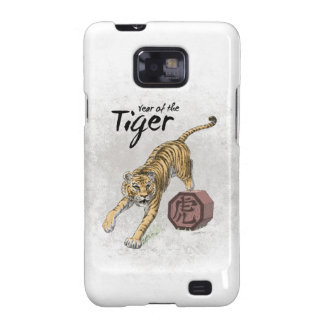 Year of the Tiger Samsung Galaxy S2 Covers