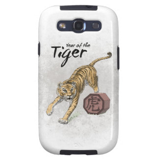 Year of the Tiger Galaxy S3 Covers