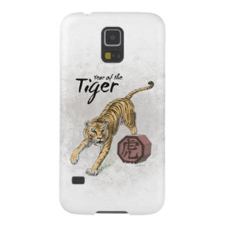 Year of the Tiger Galaxy Nexus Cover