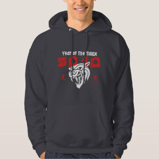 Year of The Tiger Chinese Zodiac 2010 Pullover