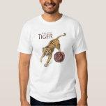 Year of the Tiger Chinese Zodiac Art T-shirts