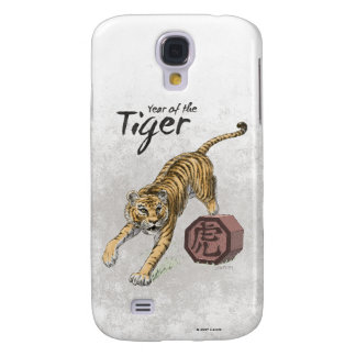 Year of the Tiger Chinese Zodiac Case Galaxy S4 Cases