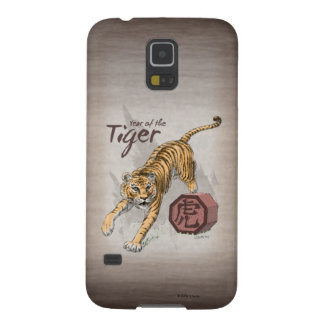 Year of the Tiger Chinese Zodiac Galaxy Nexus Case