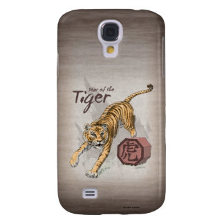 Year of the Tiger Chinese Zodiac Galaxy S4 Covers