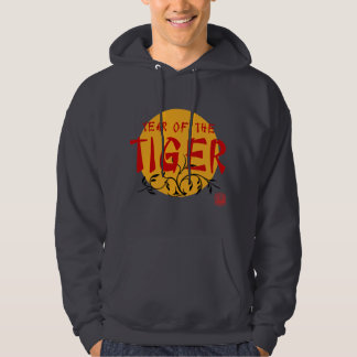 Year of The Tiger Hooded Sweatshirt