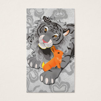 Year of the Tiger / Rabbit Business Cards