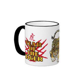 Year of The Tiger Ringer Mug