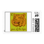Year Of The Tiger Stamps