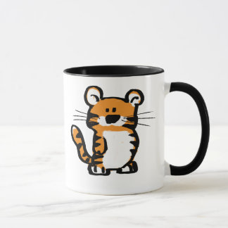 year of the tiger tea mug