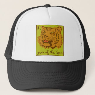 Year Of The Tiger Trucker Hat