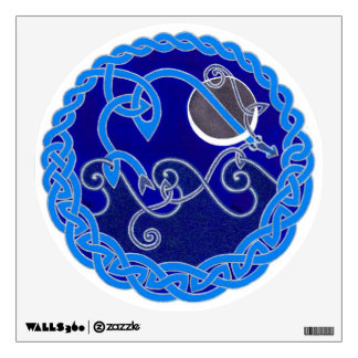 Year of the Water Snake Wall Decal