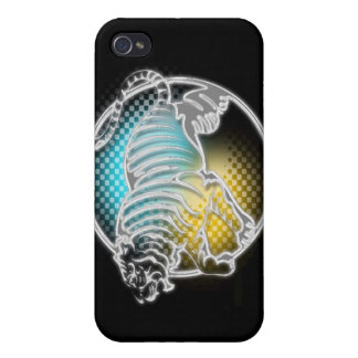 year of tiger iPhone 4/4S covers