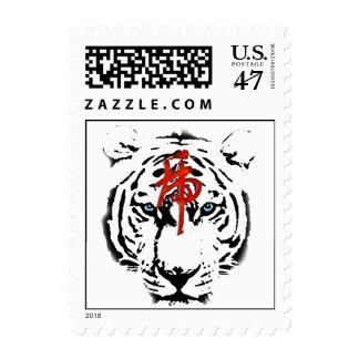 Year of Tiger Postage
