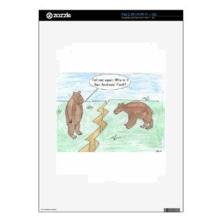 Year Older iPad 2 Skin