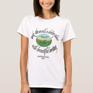 Year to grow 26 seeds, class by Reggie T-Shirt
