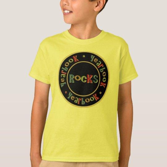 Yearbook Rocks T-Shirt