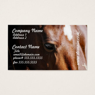 Yearling Business Cards