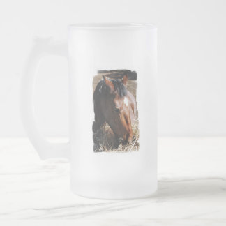 Yearling Frosted Beer Mug