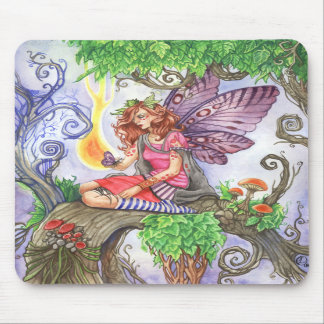 """Yearning"" Fairy Mousepad"