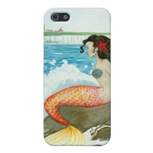 Yearning Litlle Mermaid Ipod Case iPhone 5 Cases