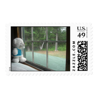 Yearning Postage Stamps