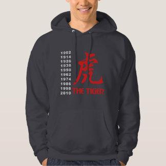 Years of The Chinese Zodiac Tiger Sweatshirts