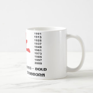 Years of The Ox Gifts Coffee Mug