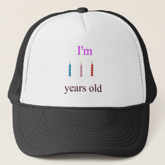 Years Trucker Hat