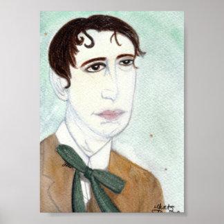 Yeats Archival Print