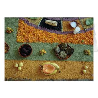 Yecapixtla Day of the Dead Fiesta Altar Piece Card