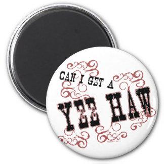 Yee Haw Magnet