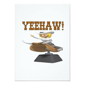 Yeehaw Card