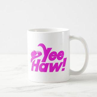 YeeHaw Gitty Up Cowgirl Coffee Mug