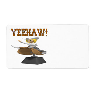 Yeehaw Label