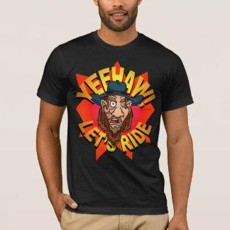 Yeehaw! Let's Ride Cowboy T-Shirt
