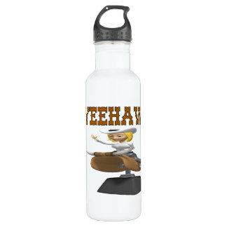 Yeehaw Stainless Steel Water Bottle