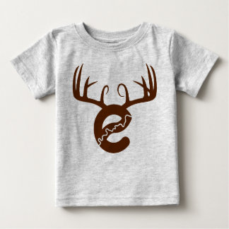 Yeg Deer Baby Shirt