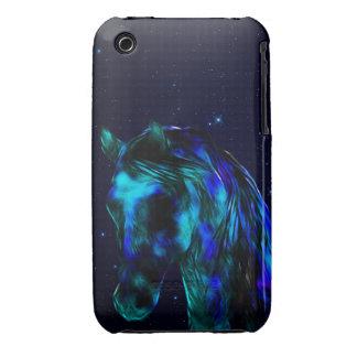 Yegua azul Case-Mate iPhone 3 funda