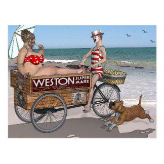 Yegua estupenda de Weston Tarjetas Postales