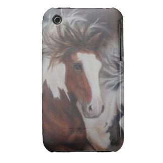 Yegua gitana iPhone 3 Case-Mate carcasas
