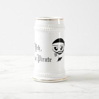 yeh, I'm a Pirate Mug