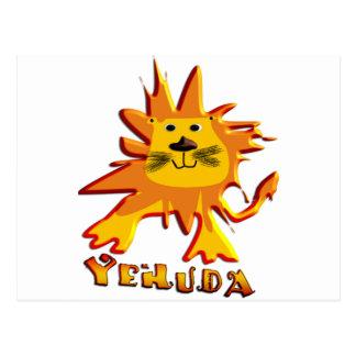 Yehuda Postcard