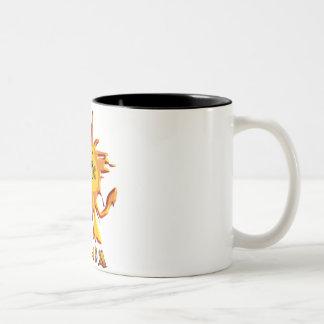 Yehuda Two-Tone Coffee Mug
