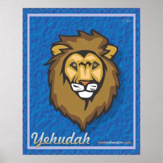 Yehudah Poster
