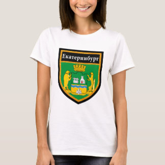 Yekaterinburg Flag T-Shirt