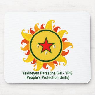 Yekîneyên Parastina Gel - YPG Mouse Pad