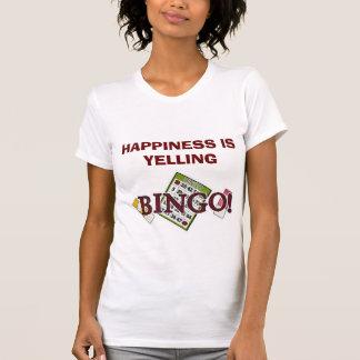 YELLING BINGO! T SHIRT